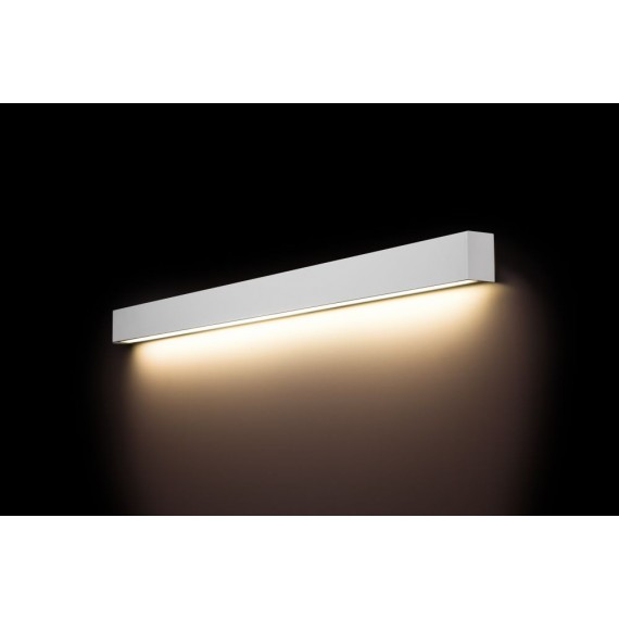 Straight Wall Led White L...